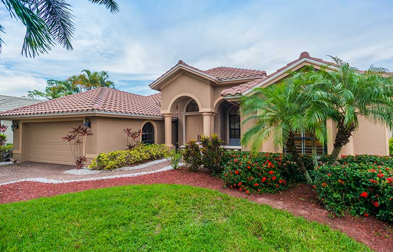 Luxury Vacation Rental Home at Briarwood in Naples, Fl