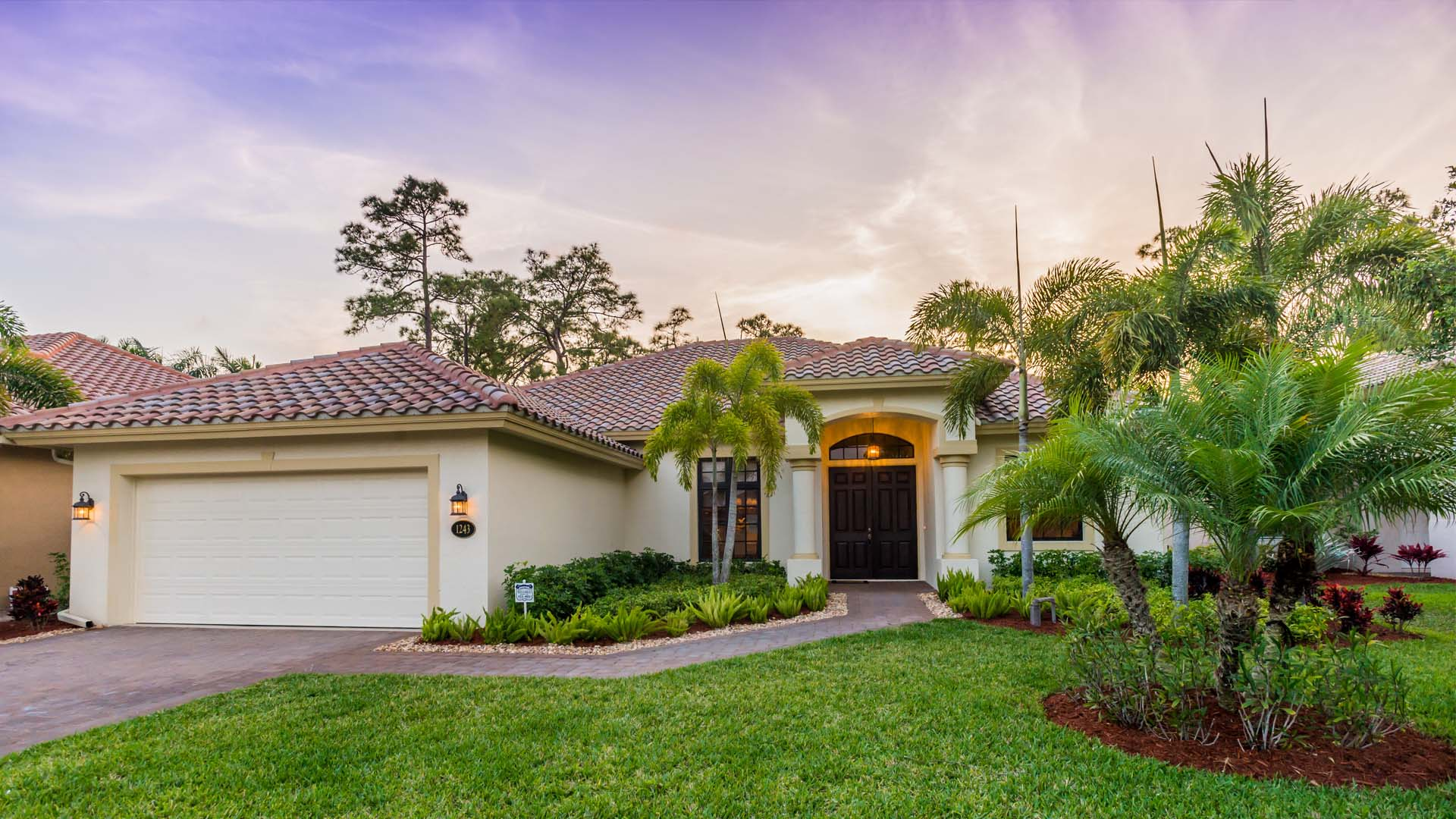 Luxury Vacation Home Rentals at Briarwood Community, in Naples